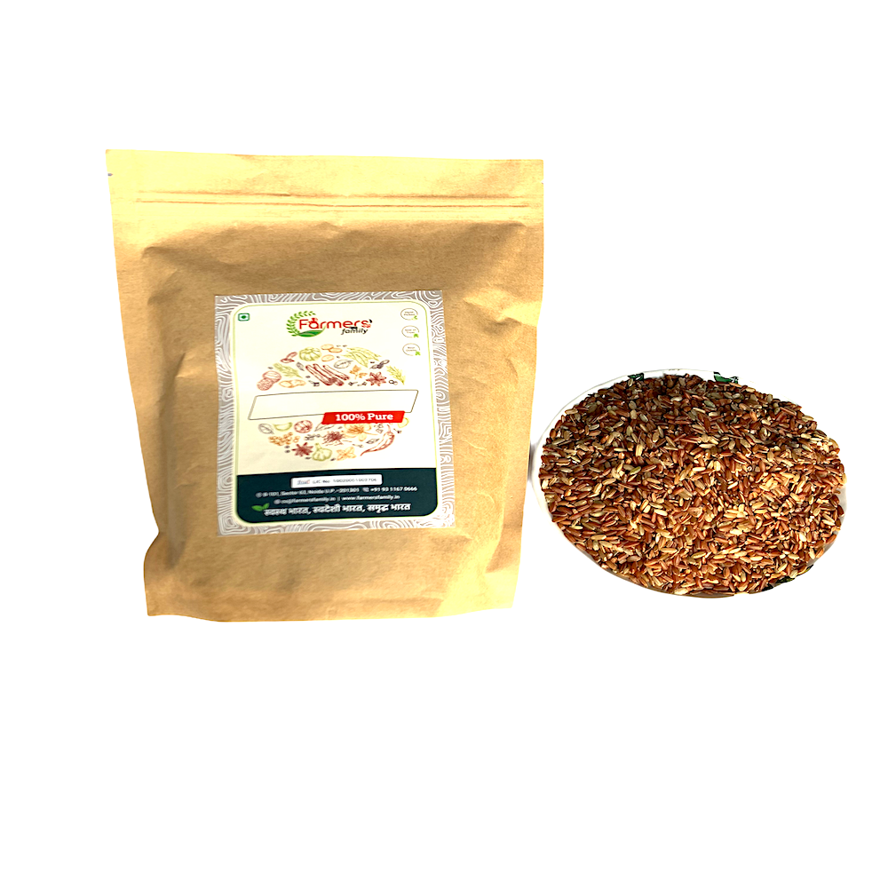 Uttarakhand red rice2