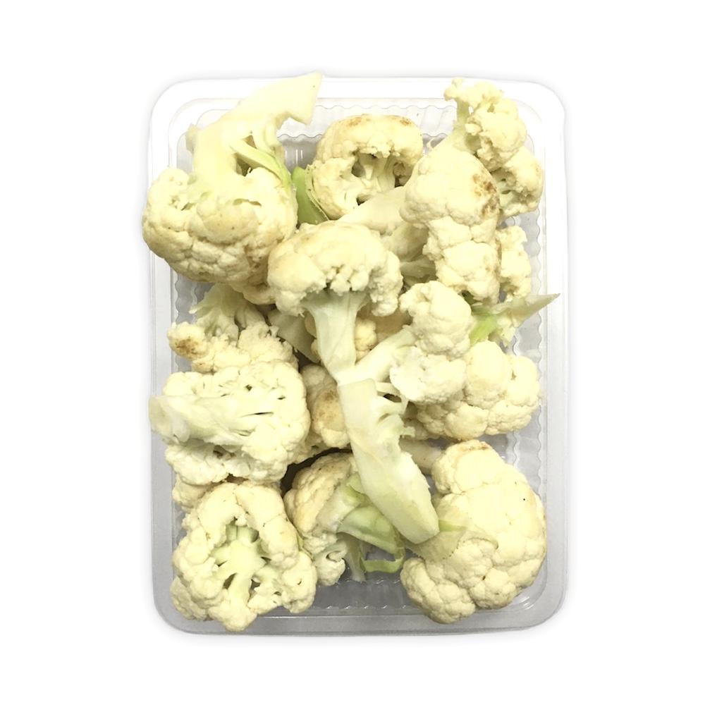 Cauliflower cut